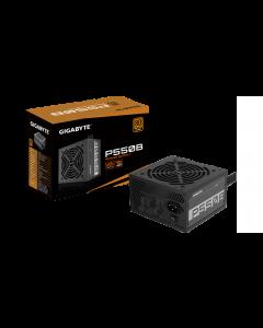 Fuente de poder Gigabyte P550B -550W Certificada 80 Plus Bronze