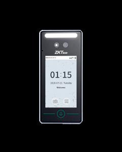 ZKTeco -Terminal de control de acceso con lector de huellas dactilares y cámara