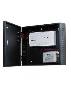 Controladora 2 puertas ZK Teco Security, TCP/IP, Ram 128MB, Memoria flash 256MB