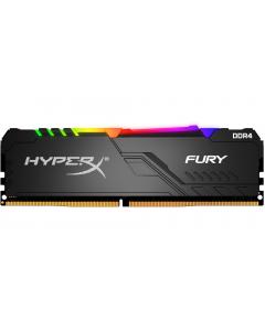 Memoria -DDR4 -HYPERX FURY BLACK -16GB -3466MHZ -RGB P/N HX434C17FB4A/16