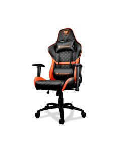 Silla Gamer Profesional Cougar Armor One Orange