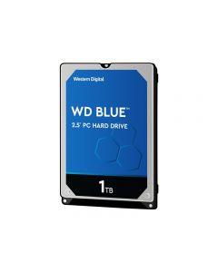 WD Blue WD10SPZX - disco duro - 1 TB - SATA 6Gb/s 2.5''