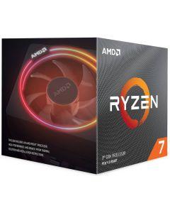 Procesador AMD RYZEN 7 3800X 8-Core 3.9 GHz (4.5 GHz Max Boost) Socket AM4 105W, Sin Graficos