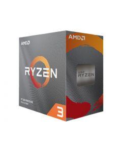Procesador AMD Ryzen™ 3 3100 4 Cores & 8 Threads, 3.6GHz (3.9GHz Max) Socket AM4 65W