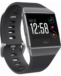 Fitbit Ionic Slate Smartwatch - Charcoal / Smoke gray