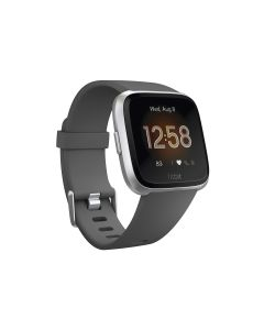 "Fitbit Versa - Smart watch - Bluetooth - 1.34"" - 4 GB - Charcoal"