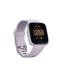 "Fitbit Versa - Smart watch - Bluetooth - 1.34"" - 4 GB - Lilac"