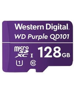 Tarjeta de memoria flash - 128 GB - UHS-I U1 / Class10 - microSDXC UHS-I