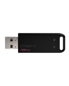 Kingston DataTraveler 20 - Unidad flash USB - 32 GB - USB 2.0