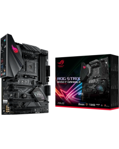 Placa Madre Asus ROG Strix B450-F Gaming II, AMD AM4 Ryzen B450, USB 3.2 Gen 2, SATA 6 Gbps, ATX