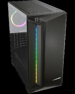 Cougar - Dark Blader - Mid tower - ATX - Black - X7 RGB