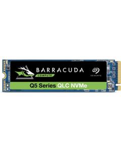 Seagate Barracuda Q5  - Unidad en estado sólido - 500 GB - interno -  PCI Express 3.0 x4 (NVMe)