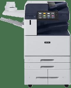 Impresora Xerox B8155V_F - Printer / Copier / Scanner - Monochrome - Automatic Duplexing