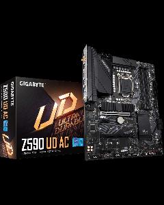 Placa Madre Gigabyte - ATX - LGA1200 Socket - Intel Z590