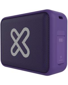 Parlante Klip Xtreme Port TWS - Purple - 20hr Waterproof IPX7