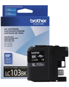 Cartucho de tinta Brother LC-103BK negro