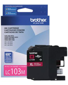 Cartridges de Tinta Brother Magenta LC103M