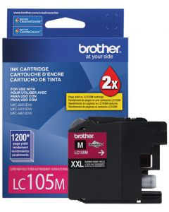Tinta Brother LC105M Magenta