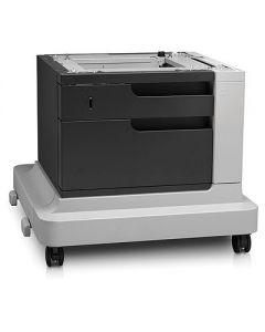 Alimentador HP LaserJet 1x500-sheet de hojas y armario (CE734A)