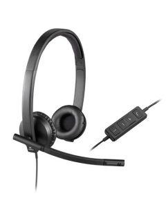 Logitech - Auricular - en oreja - cableado