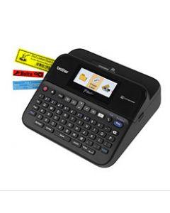 Rotuladora PTD-600VP - Etiquetas - Monocromo - USB
