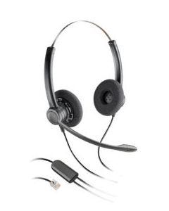 Audífono Plantronics Practica Binaural Headset, Conectividad RJ-9