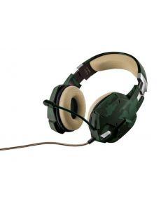 Audifono Gamer Trust - Micrófono flexible y banda de la cabeza ajustable