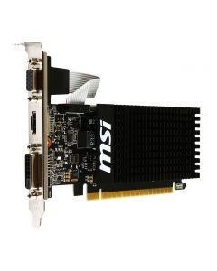 Tarjeta de Video MSI GeForce® GT 710 1GB 64-Bit DDR3 PCI Express 2.0 x16 Low Profile