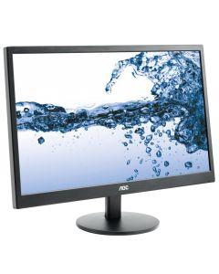 """Monitor AOC 21.5"""" Wide 1920x1080, TN, 5ms, 60Hz, HDMI y VGA, VESA"""
