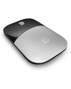 Mouse HP Z3700 Inalámbrico color plata