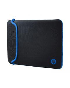 """Funda HP Reversible 14"""", Color Negro/Azul"""