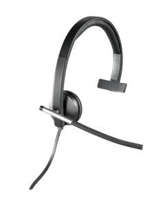 Logitech USB Auriculares USB Mono H650e - Cableado