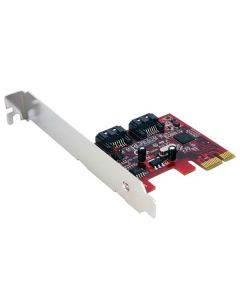 PCI Express 2x SATA III