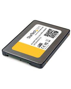 Adaptador SSD M.2 a SATA III de 2,5 Pulgadas con Carcasa Protectora - Conversor NGFF de Unidad SSD
