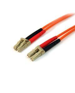 Cable Fibra Multimodo 50/125 2m LC a LC Startech