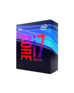 Procesador Intel® Core™ i7-9700K 8 Cores, 8 Threads, 3.6GHz (4.9GHz Turbo), FCLGA1151, 95W, Sin Fan