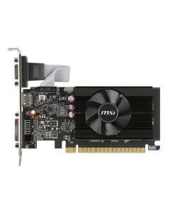 Tarjeta de Video MSI GeForce GT 710 2GD3 LP 2GB 64-Bit DDR3 PCI Express 2.0