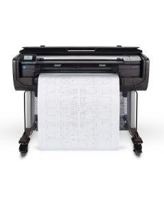 Plotter HP DesignJet T830 36-in Multifunción, 2400 x 1200 DPI
