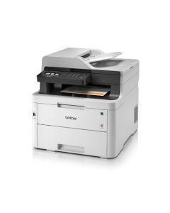 Multifuncional Laser color Brother MFC-L3750CDW - Copias / impresora / Scanner