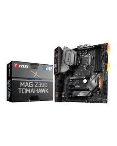 Placa Madre MSI MAG Z390 TOMAHAWK FCLGA1151 (9na Gen) Intel Z390 HDMI SATA 6Gb/s USB 3.1 ATX
