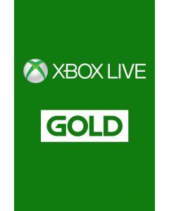 Xbox Live Suscripción 3M - ND
