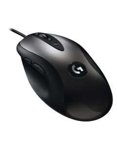 Mouse Gamer Logitech G MX518 Legendary 16000 DPI, 8 botones programables,HERO™ 16K Sensor