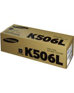 Toner Samsung CLT-K506L - Negro