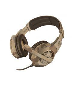 Audifono Gamer - Micrófono ajustable y banda para la cabeza