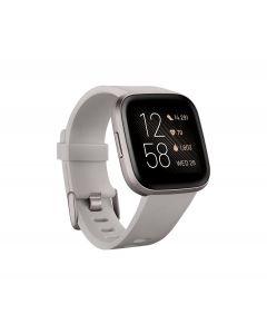 Fitbit Versa 2 | Mist gray - Smartwatch - silicona - piedra