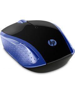 HP 200 Mouse Azul Inalámbrico