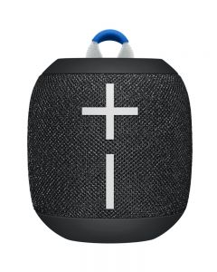 Parlante Bluetooth UE Wonderboom, impermeable, Color Negro