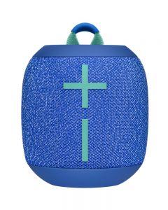 Parlante Bluetooth UE Wonderboom 2, impermeable, Color Azul