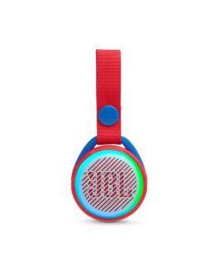Parlante Portatíl para niños JBL JR POP, Reproducción inalámbrica Bluetooth, 5 horas, Red