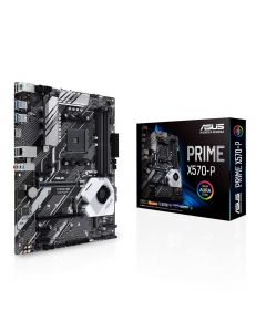 Placa Madre ASUS - Ryzen 3 AM4 PCIe Gen4, Dual M.2 HDMI, SATA 6Gb/s USB 3.2 Gen 2 ATX